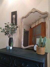 Espejo antiguo decapado
