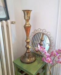 Candelabro de anticuario Rincón Vintage