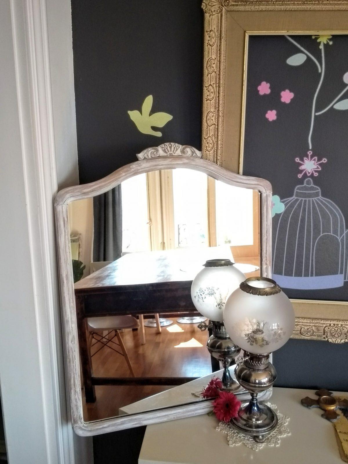 Espejo antiguo Rincón Vintage